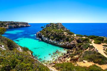 Caló des Moro, Santanyí, Mallorca, Spanien