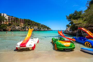 Playa de Santanyí, Santanyí, Mallorca, Spanien