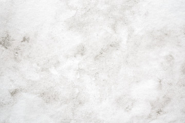 Papiers peints Beton Grey abstract watercolor painting textured on white paper background