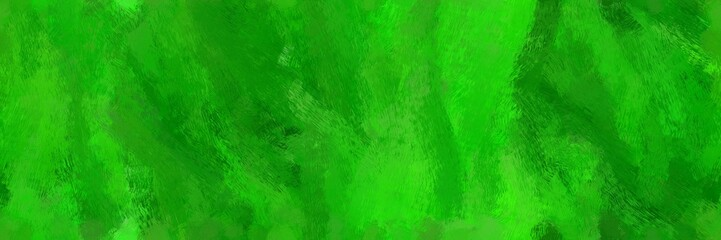 beautiful design painting with forest green, lime green and neon green color Wall mural