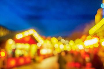 Farbklang Weihnachtsmarkt