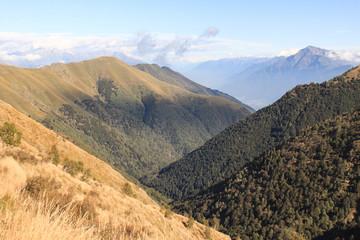 Zauberhafte Alpenlandschaft  (Valle Albano)