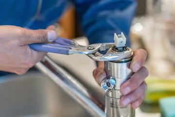 水道 分岐水栓
