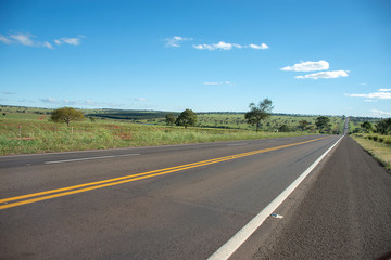 State road - highway