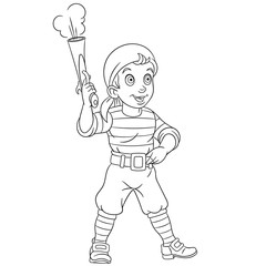 Tree House Coloring Pages - GetColoringPages.com   240x240