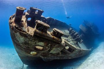 Poster Shipwreck Ship Wreck