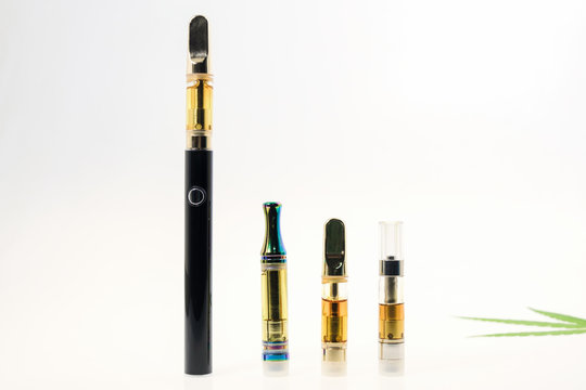 CBD/THC vape pen.