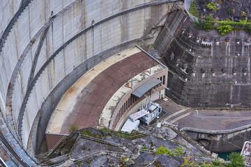 長野県 奈川渡ダム