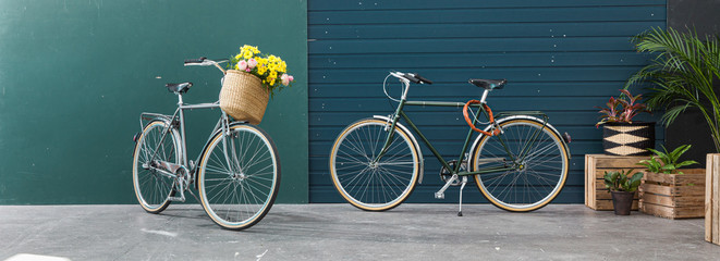 Canvas Prints Bicycle bike