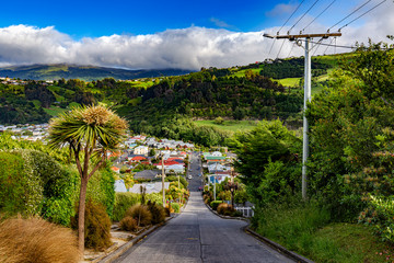 Baldwin Street, Dunedin, New Zealand