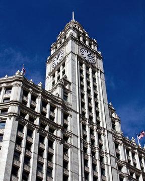 Wrigley Building Chicago