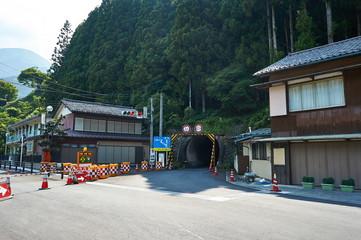 埼玉県秩父 駒ヶ滝トンネル