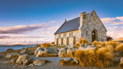 Church of the Good Shepherd, Lake Tekapo, South Island, New Zealand