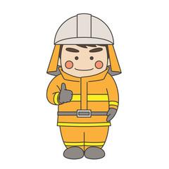 消防士グッド