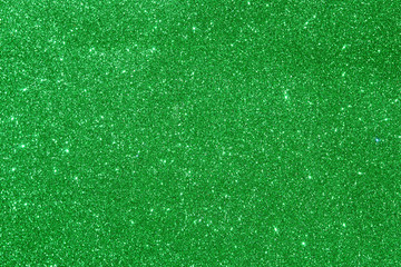 green glitter texture background
