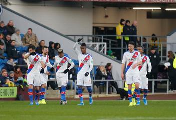 2019 Premier League Football Burnley v Crystal Palace Nov 30th