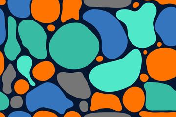 Organic vector pattern