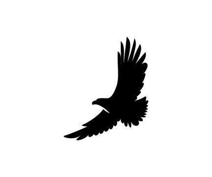 eagle icon sign design