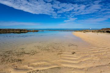 Beach Landscape, Nosy Satrana, Anakao, Madagascar