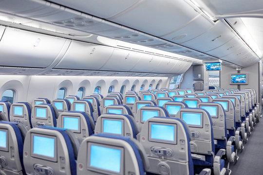 航空機 機内ディスプレイ