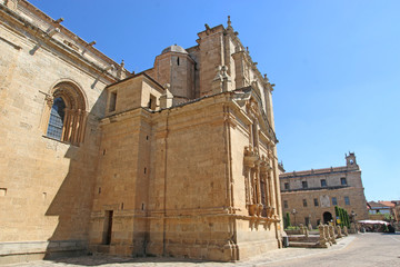 Ciudad Rodrigo Cathedral, Spain