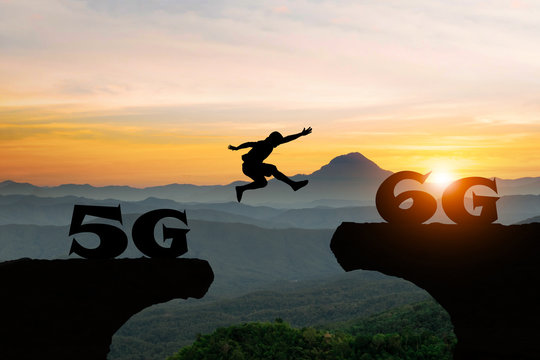 Nature communication technology Internet signal 5g to 6g