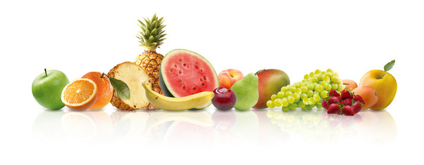 frutas Fototapete