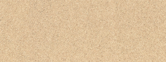 Rough cork board texture material