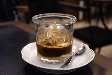 Caffè leccese, café du sud de l'Italie