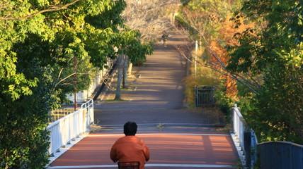 国際公園都市三田市の秋の一日