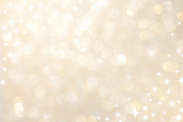 abstract blur soft gradient gold color background with star glittering light for show,promote and...
