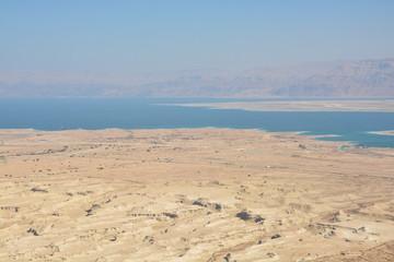 Israel. Judean Desert and the Dead Sea.