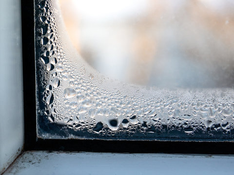 Condensation on window, mold from wet, energy efficiency  issues