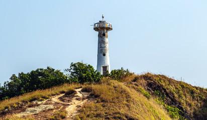 Lighthouse Mu Koh Lanta Marine National Park Thailand