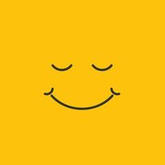 smile vector icon smiley emoji face