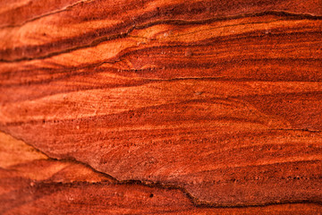 texture of red stone, sandstone. background. minerals