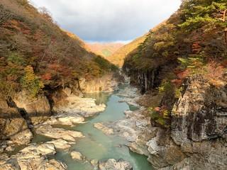Papiers peints Rivière de la forêt river in the mountains