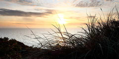 Sonnenaufgang Insel Sylt