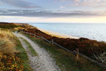 Küstenwanderweg Sylt