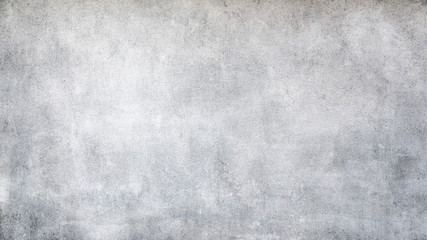 Texture of old dirty gray wall concrete for background.Grunge cement-sand surface.Large format. Fotomurales