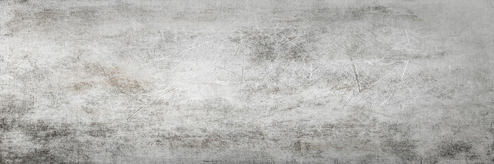 Scratched grunge texture with old,dusty and dirty surface.Vintage retro background.Long panoramic horizontal format.  Fototapete