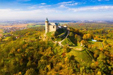 Kuneticka Hora Castle, Pardubice Region