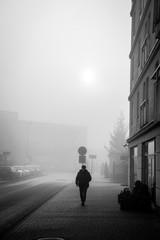 Homem solitário