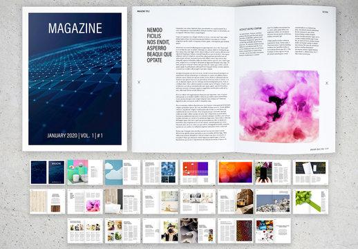 Modern Multipurpose Magazine