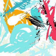 beautiful graffiti grunge texture abstract background illustration