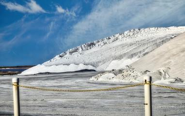 Port Headland salt in Western Australia