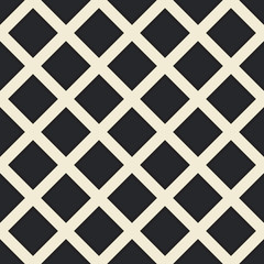 Seamless vector pattern with rhombuses