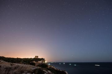 Carvoeiro in Portugal an der Algarve