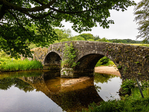 Old Bridge New Forest