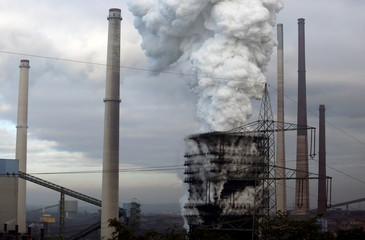 ThyssenKrupp AG steel plant in Duisburg